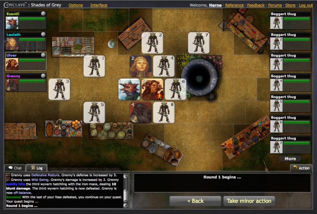 Combat Iteration 5